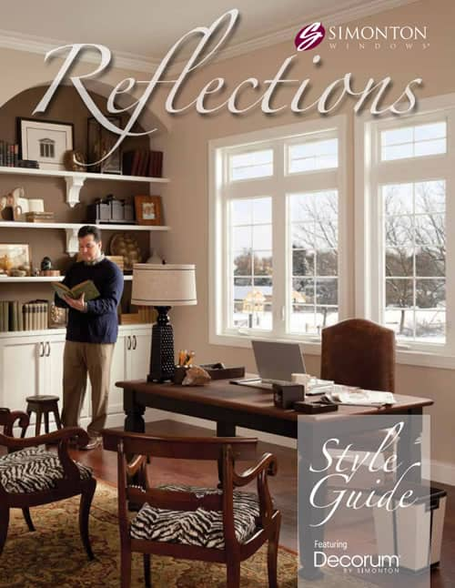 Reflections Catalog Cover